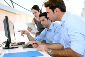 Webentwicklung - Um als Unternehmen erfolgreich zu sein bedarf es auch einer guten Präsenz im Web