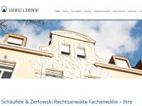 Rechtsanwälte Schäufele & Zerfowski Karlsruhe