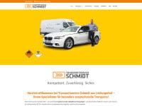transportservice schmidt - Spezialisten für besonders anspruchsvolle Transporte