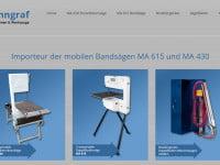 Zinngraf Maschinen und Werkzeuge
