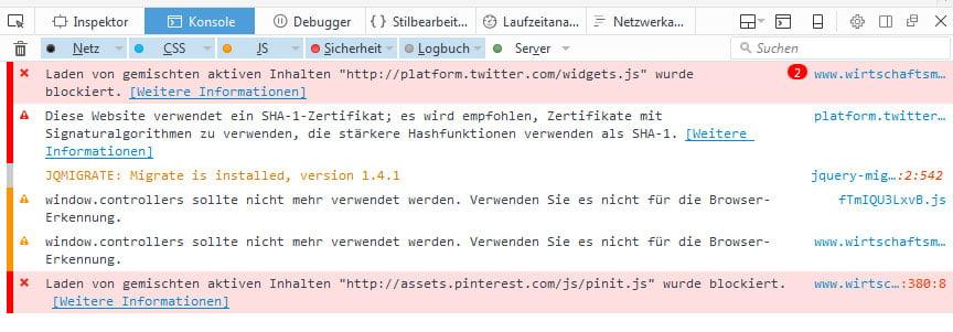 Wordpress auf SSL umstellen und nicht-sichere Theme-Inhalte entfernen