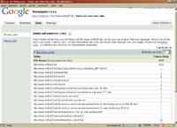 Google Backlink Check