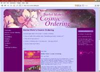 Bärbel Mohr's Cosmic Ordering