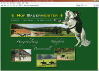 Hof Bauermeister Reitanlage Flieden