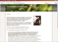 Homöopathie Ausbildungen 1