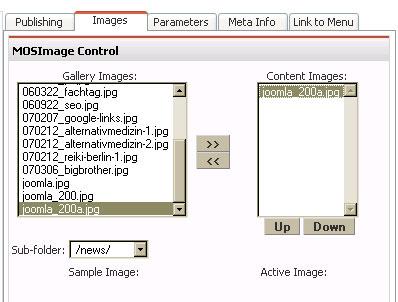 Joomla Image