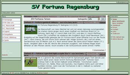 SV Fortuna Regensburg 1